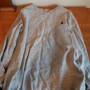 Like new ling sleeves Ralph Lauren boys shirt